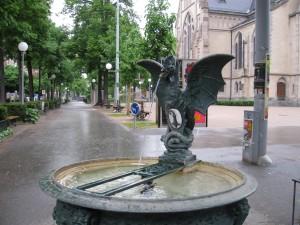 Basel CH Mascot