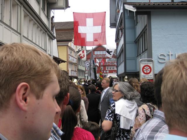 Appenzell celebration