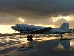 Turbine DC-3